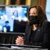 Kamala Harris Laughs When Asked if She Has Plans to Visit the Border