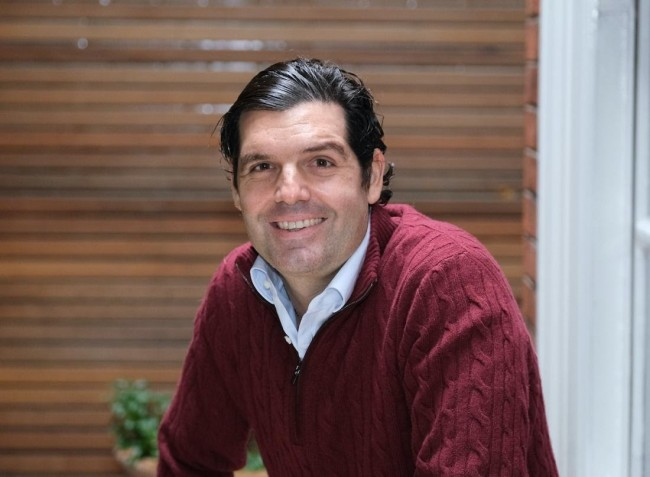 Alejandro Betancourt Brings An 'Eye for Success' to Hawkers Co.