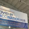 COVID-19 Vaccination Site in Vallejo, CA