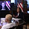 Kamala Harris Talks With Guatemala President About Migration