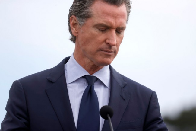Newsom To Face Recall Election After Signature Threshold Reached