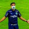 2020 Copa do Brasil Final: Gremio v Palmeiras Play Behind Closed Doors Amidst the Coronavirus (COVID - 19) Pandemic