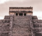 Mexico's Famed Aztec Temple Damaged in Storm