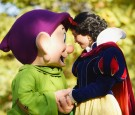 Snow White Spotted In Central Park