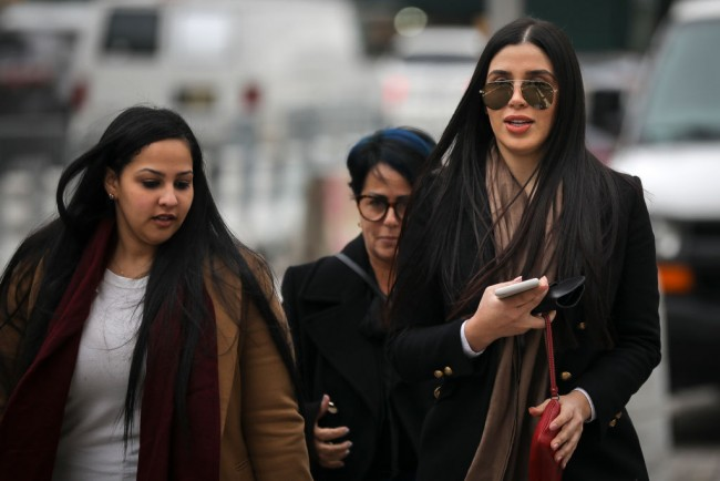 El Chapo's Wife Could Destroy Sinaloa Cartel by Cutting Deal With U.S.: Report