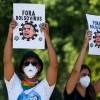 Brazil Rally: Protesters Demand Jair Bolsonaro's Impeachment