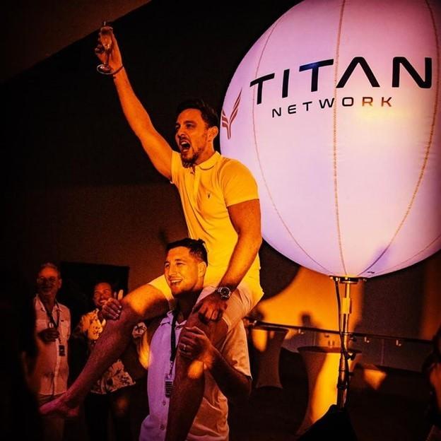 Meet Athena Severi and Dan Ashburn, the minds behind Titan Success