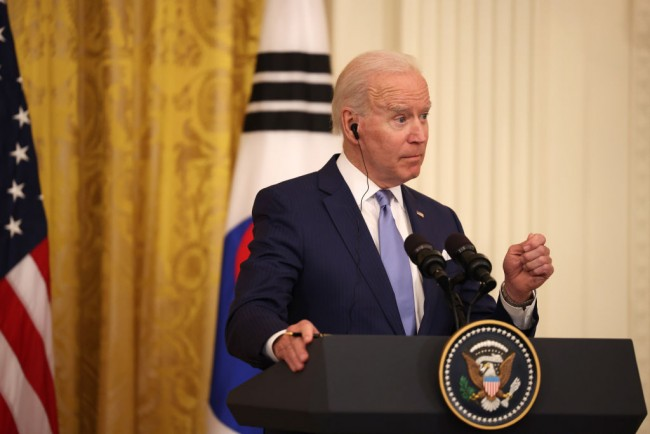 Pres. Joe Biden Forgets to Commemorate D-Day, Chooses to Tweet About Tulsa Massacre Instead