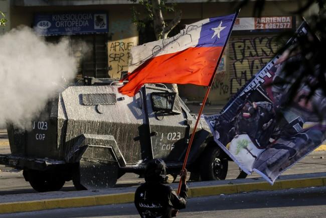 Ex-Military Walter Klug Rivera, a Chilean Fugitive, Arrested in Argentina
