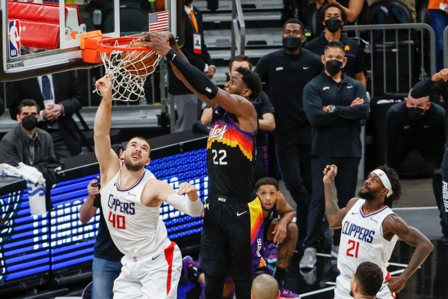Phoenix Suns Burn LA Clippers' Game 2 Hopes With Game-Winning Alley-Oop