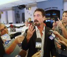 Antivirus Creator John McAfee Found Dead in a Spanish Prison Cell