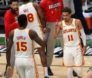 Atlanta Hawks v Milwaukee Bucks - Game One