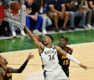 Milwaukee Bucks Outscore Atlanta Hawks, Secure Second-Largest Halftime Lead In NBA Finals History