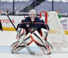 NHL Goalie Matiss Kivlenieks of Columbus Blue Jackets Dies After Fireworks Accident