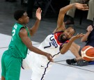 US Men's Basketball Team Loses To Nigeria In Olympic Exhibition Game: An Upsetting Score Of 90-87