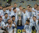 Lionel Messi's Argentina Wins Copa America Title for First Time Since 1993 as They Beat Brazil