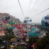 Mexico City Mayor Sheinbaum Pardo Inaugurated Line 1 Of Cable Bus