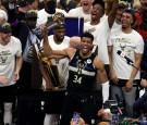 The Greek Freak: Giannis Antetokounmpo's 50-Point Performance Ends Milwaukee Bucks' 50-Year NBA Title Drought
