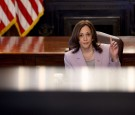 Kamala Harris' Favorability Is Sinking Amid Surging Border Crisis and Allegations of Running a 'Toxic' Workplace
