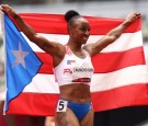 Olympics: Hurdler Jasmine Camacho-Quinn Wins Puerto Rico's Second Ever Gold Medal, Beats Keni Harrison