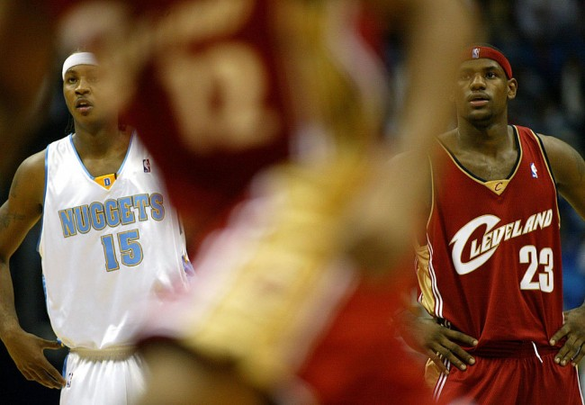 Carmelo Anthony to Join LeBron James After He Agrees to One-Year Deal With Los Angeles Lakers