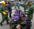 Mexico Sues U.S. Gun Manufacturers, Distributors For Contributing to Arms Trafficking Deaths