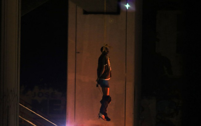 6 Men Hanged From Bridge in Mexico Amid Bloody Turf War Between Rival Mexican Drug Cartels