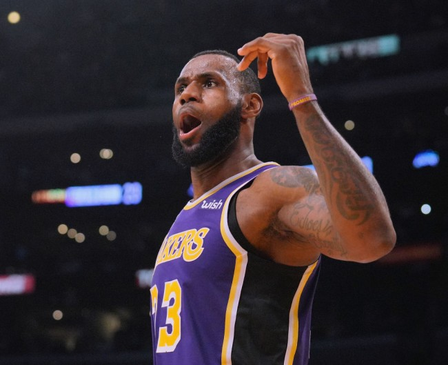 #WashedKing: Lebron James Reacts to Zero Votes in NBA's Best Player Poll From Executives, Scouts
