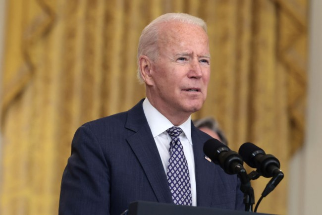 Majority Believes Joe Biden Unfit to Be President and 'Others' Are Secretly Running the White House: Poll