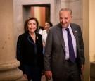 Nancy Pelosi, Chuck Schumer Face Backlash Over Maskless Dining, Dancing While Joe Biden's Presidency Under Siege