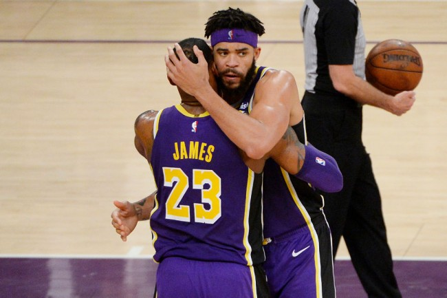 JaVale McGee Picks LeBron James Over Stephen Curry, Says He Enjoys Playing With 'The King'