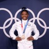 Simone Biles Supports Boyfriend Jonathan Owens While on Vacation