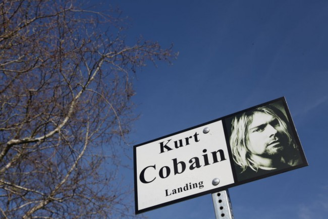 Nirvana, Kurt Cobain's Estate Sued by Naked Baby on 'Nevermind' Cover Over Child Sexual Exploitation