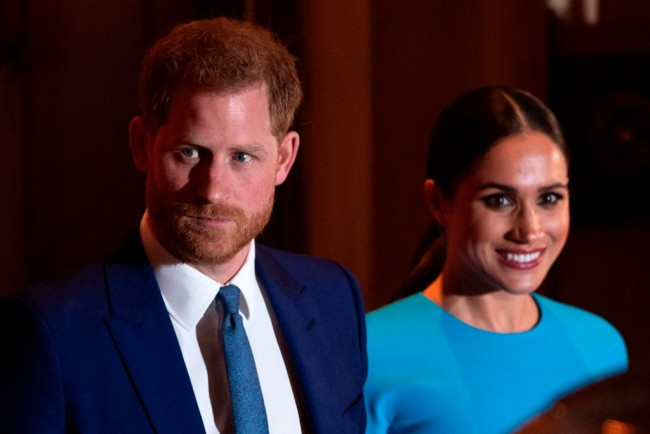 Prince Harry, Meghan Markle Had Considered Naming 'Royal Racist' Who Asked About Archie's Skin Color