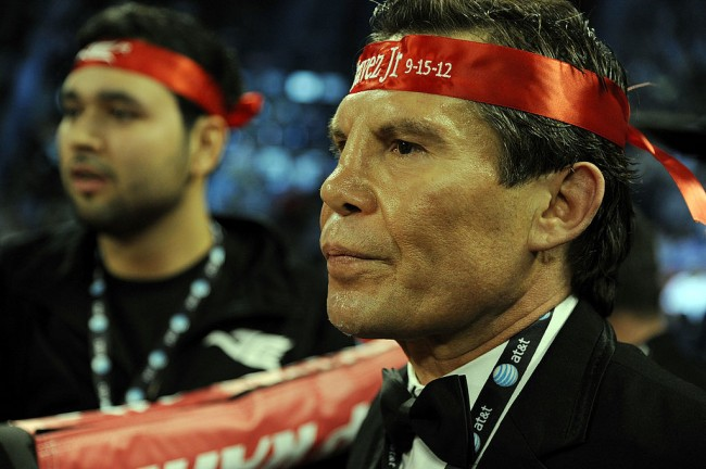 Mexico Boxing Legend Julio Cesar Chavez Says He Demanded Cocaine From El Chapo, Other Notorious Drug Lords at 1992 Party