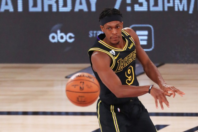 Rajon Rondo Likely to Rejoin Los Angeles Lakers if He Gets a Buyout From Memphis Grizzlies: Report