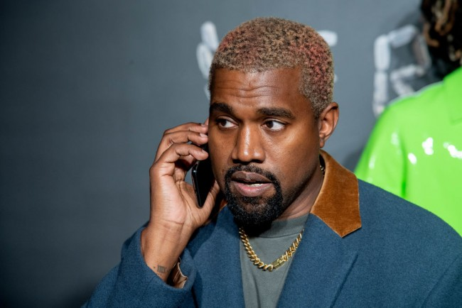 Kanye West Faces Backlash After Inviting Marilyn Manson, DaBaby to 'Donda' Listening Party; Kim Kardashian Joins in Wedding Dress