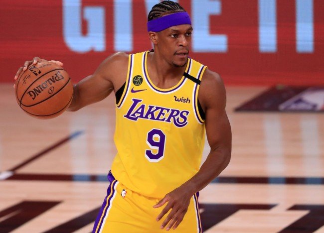 After Rejoining Lakers, Rajon Rondo Blames Clippers Head Coach Ty Lue for His Poor Clippers' Stint