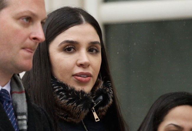 Sentencing of El Chapo's Wife Emma Coronel Aispuro Delayed; Could Avoid Life Sentence for Drug Dealing
