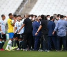 Brazil vs. Argentina: Here's Why FIFA World Cup Qualifier Was Suspended