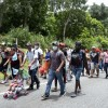 Mexico Blocks Migrant Caravan Headed to U.S. Border