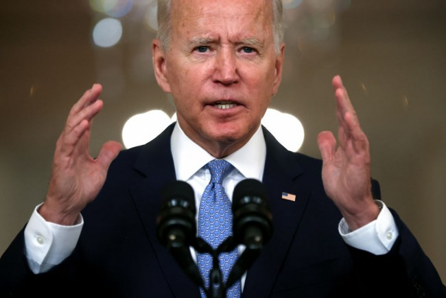 Explicit Chants Against Pres. Joe Biden Erupt at College Football Games Across the Country