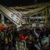 Missing Bolts, Beam Flaws, Contributed to Mexico Metro Collapse - Report Says