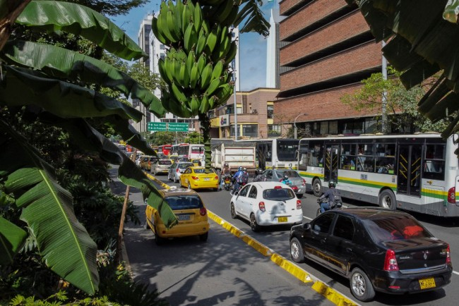 COLOMBIA-MEDELLIN-ENVIRONMENT-CLIMATE-CITIES