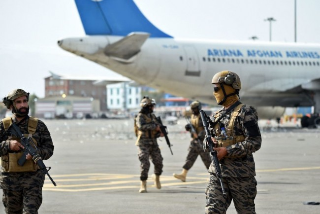 Taliban Allow 200 Americans and Foreigners Stranded in Afghanistan to Leave, U.S. Official Says