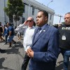 Los Angeles Sheriff Calls Larry Elder Egg Attack Hate Crime; Looked for