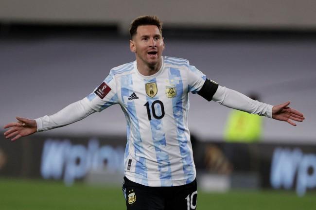 Lionel Messi Surpasses Brazil Legend Pele for Most International Goals by a South American Men's Player