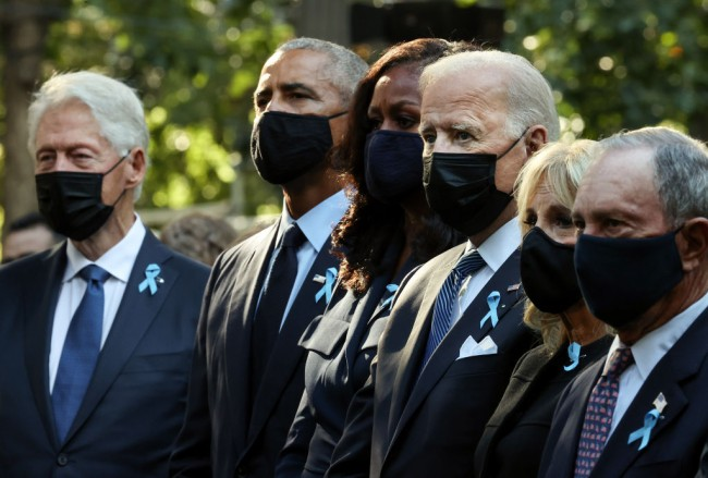Pres. Joe Biden Gets Booed by a Crowd at 9/11 Anniversary Event in New York City