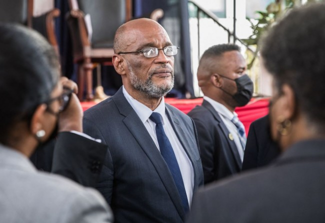 """Prosecutor Says There Are """"Enough Elements to Prosecute"""" Haiti PM Ariel Henry for Pres. Jovenel Moise's Killing; PM Replaces Chief Prosecutor"""