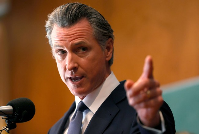 Gavin Newsom Wins California Recall Election, but Will Likely Face Larry Elder Again Next Year